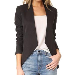 Blaque label noir blazer